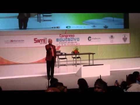 Gimnasia Cerebral # 2 (video 1 de 2) Congreso Educativo EL MAESTRO DEL S. XXI, Puebla, Pue