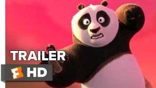 Kung Fu Panda 3 Official Trailer #1 (2016) - Jack Black, Angelina Jolie Animated Movie HD