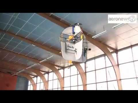 Reportage Aeronewstv : dcouvrez le Vision'Air, micro-drone ISAE