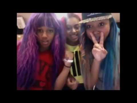 Bahja Twerking to Bandz a Maker Her Dance