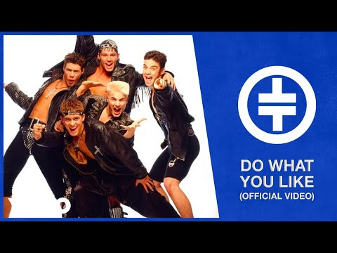 "Take That: ""Do What U Like"""
