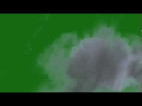 Green Screen Effects Smoke Animation
