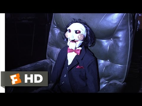 Saw (7/11) Movie CLIP - Who Is That? (2004) HD