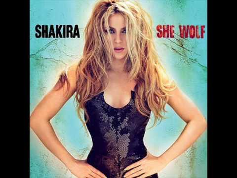 Shakira- Spy [ft. Wyclef Jean]