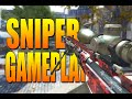 call of duty: modern warfare 3 - 30 k/d sniper ffa gameplay on resistance (mw3)