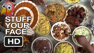 Stuff Your Face - Thanksgiving Mashup Movie 2012 HD