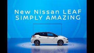 Новый Nissan Leaf: все подробности
