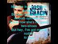 Josh Gracin, Nothin' to lose lyrics