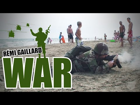 Saving private Rémi (Rémi GAILLARD)