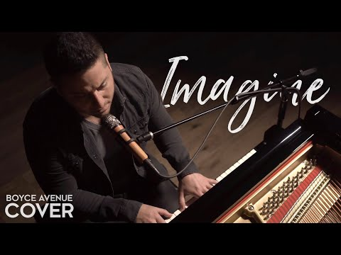 Imagine (John Lennon Piano Acoustic Cover)