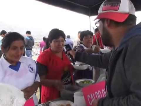 Lima con chullo corrida de toros de chumpi en torokuna de villa maria lima