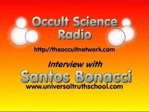 Occult Science Radio Interview with Santo Bonacci