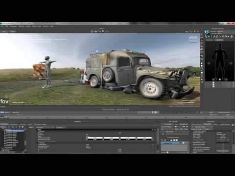 Motionbuilder Tutorial: The expert challenge - MotionBuilder