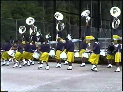 Johnson C. Smith University Drumline 2000