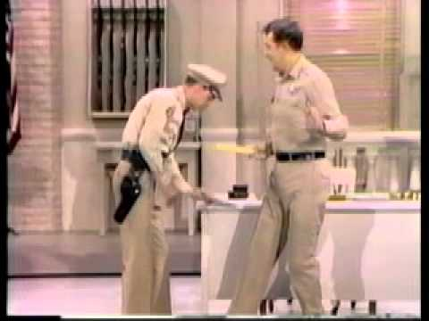 Andy Griffith & Don Knotts 1966