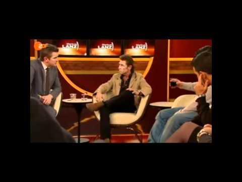 Bushido und Sido zu Gast bei Markus Lanz (24.11.2011) Teil 1