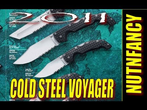 Cold Steel Voyagers: &quot;Preparedness Blades&quot; by Nutnfancy