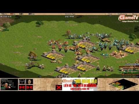 AOE | Thái Bình vs Trường Sa (HD) (Máy Thái Bình)18-6-2013