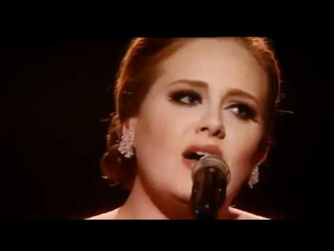 Adele -  Grammys 2012 performance - Someone Like You