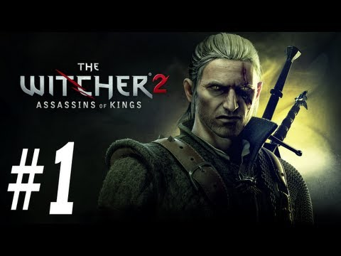 The Witcher 2 Enhanced Edition Walkthrough - PT. 1 - Tutorial Part 1