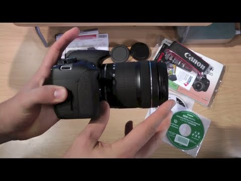 Canon EOS Rebel T4i (650D) STM 18-135mm Unboxing, Review, First Look, and Picture & Video Test