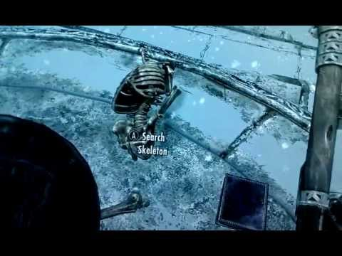 Skyrim Unlimited Gold Glitch (XBOX 360, PS3, or PC)