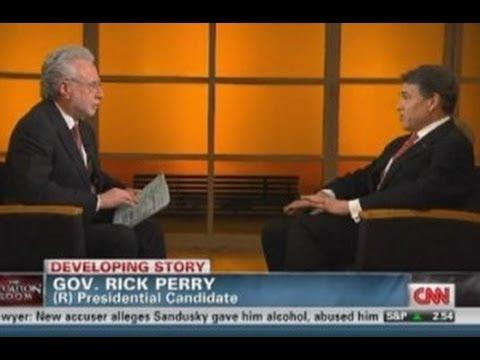Rick Perry -Hot Gas- & Gingrich -Barrel- Slam