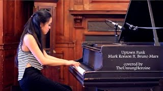 Uptown Funk - Mark Ronson ft. Bruno Mars (Piano Cover)