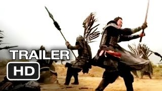 Saving General Yang Official Trailer (2013) - Hong Kong War Epic Movie HD