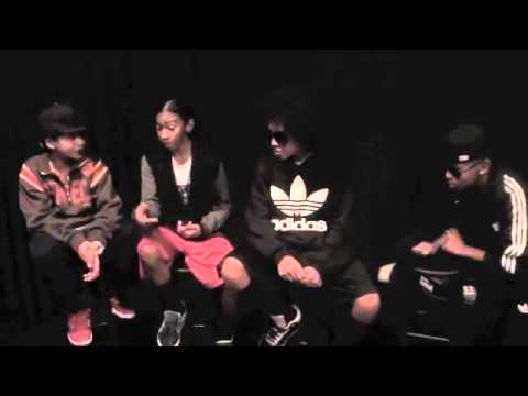 Mindless Behavior- Ray Ray freestyle