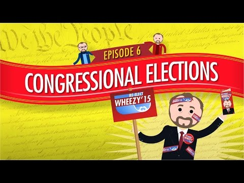 Congressional Elections: Crash Course Government and Politics #6