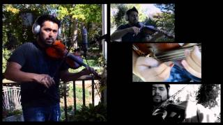 Paramore: Still Into You Violin Cover by David Wong