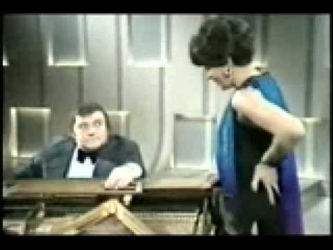 Shirley Bassey AND Les Dawson COMEDY