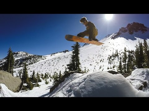 GoPro: Spencer Whiting Wins February Line of the Winter