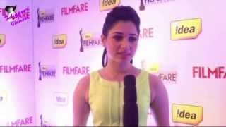 Tamannaah at Filmfare Awards Conference
