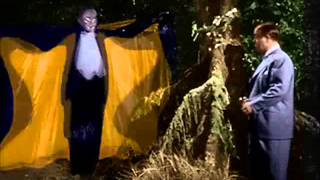 Abbott & Costello Meet Frankenstein - Color Trailer Experiment
