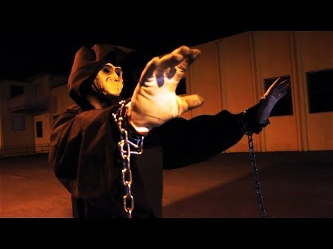 Telekinetic Priest Attack Scare Prank