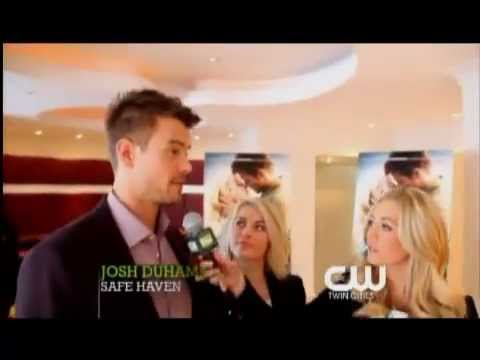 Safe Haven Interview | The CW Twin Cities