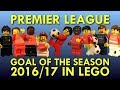 LEGO Football | Premier League Goal of the Season 2016/17