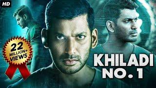 Khiladi No 1 - South Indian Movies Dubbed In Hindi Full Movie 2017 New  Vishal, Meera Jasmine