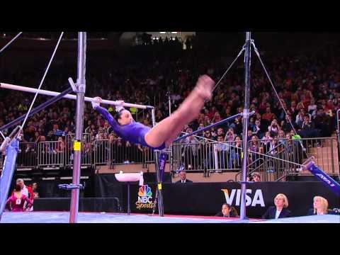 Jordyn Wieber - Uneven Bars - 2012 AT&T American Cup -r-Mvtieqh-g