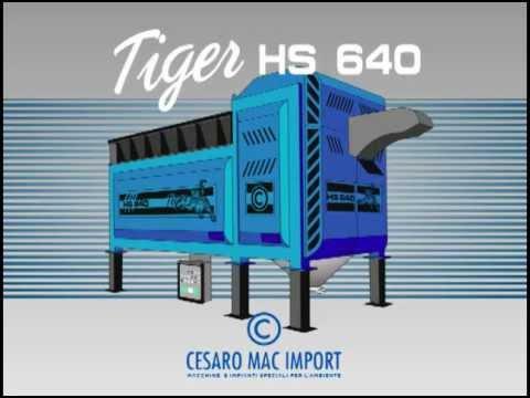 Tiger HS 640