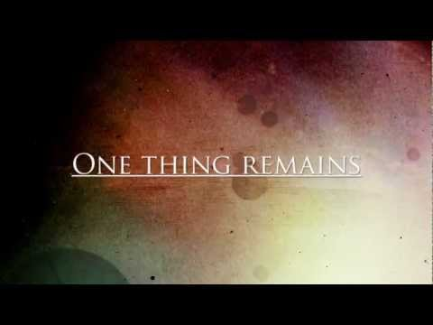 One Thing Remains - Jesus Culture Live