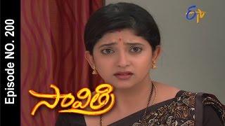 Savithri 25-11-2015 | E tv Savithri 25-11-2015 | Etv Telugu Serial Savithri 25-November-2015 Episode
