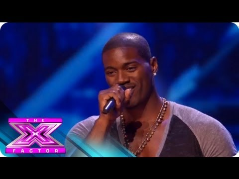 THE X FACTOR-2011-TERRELL CARTER-AUDITION 1