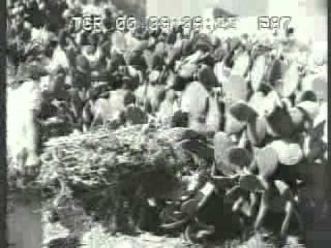 Giornale Luce - Bombe su Malta (1944)