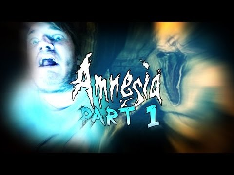 STEPHANO TRAP ;_; - Amnesia: Custom Story - Part 1 - The Abductions