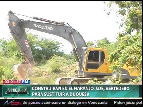 Buscan construir en El Naranjo, SDE, vertedero para sustituir a Duquesa
