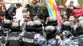 Суд над Тимошенко. Что происходило под Печерским судом