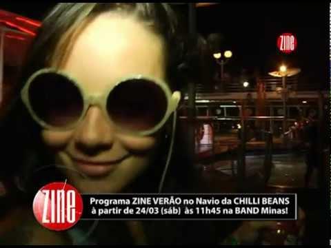 Zine Verão no Navio Chilli Beans